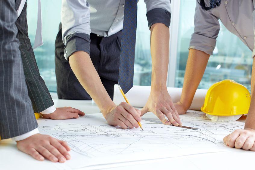 architect schematics and designs