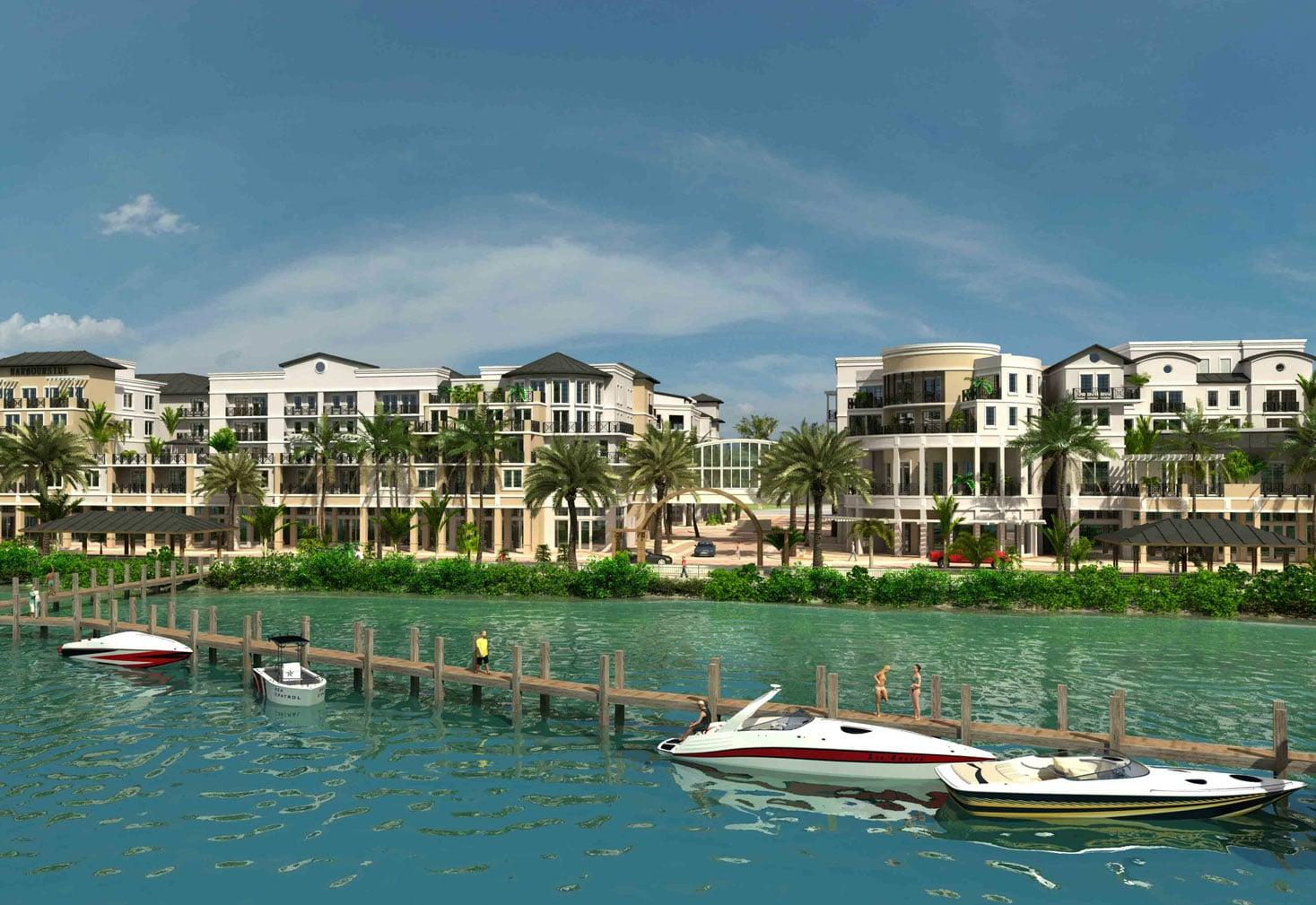 harbourside project
