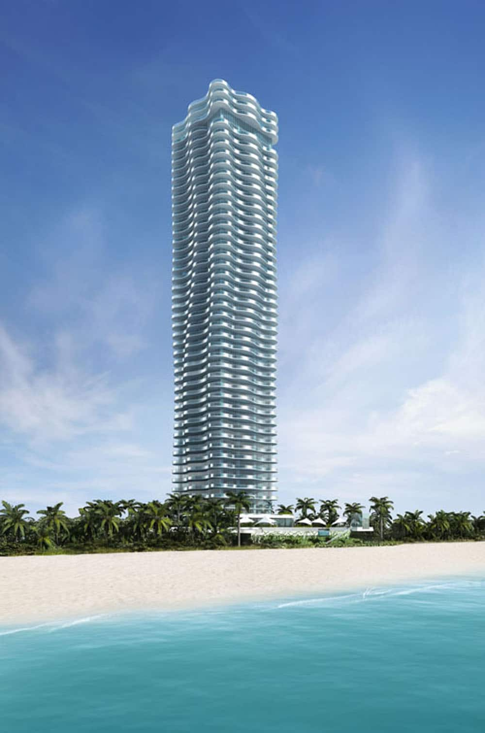 Regalia Beach Tower